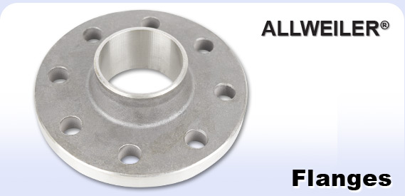 NTT Pump Flanges
