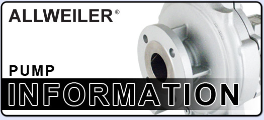ALLWEILER® OEM Replacement Pumps