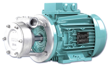 EDUR PBU Pumps for Ozone Mixing for DAF applications