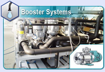 Water Supply and Industrial Booster Pumps