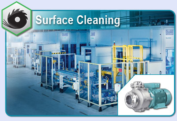 Automotive Manufacturing & Metal Surface Cleaning Pump