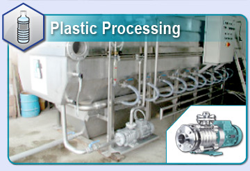 Flotation System and Plastic Recycling Pumping