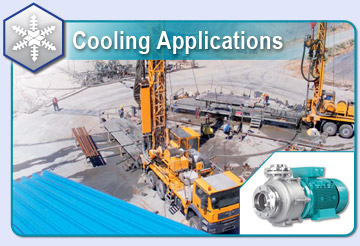 Calcium Chloride Brine and Icing Protection Pumping