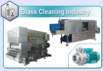 Case Washing and Small Bottle Washing Pumping Systems