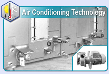 Air Conditioning and Air Washing Systems Pump