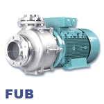 EDUR FUB Pump Information