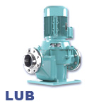 EDUR LUB Series Vertical Inline General Application Centrifugal Cooling Pump