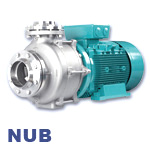 EDUR NUB Pump Information