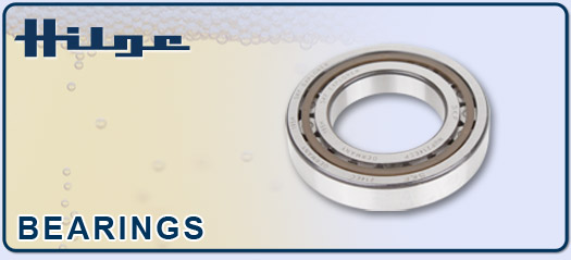 HILGE Replacment Sanitary Pump Bearings
