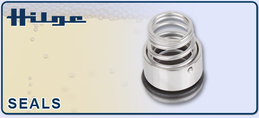 Hilge OEM Replacement Pump Seals