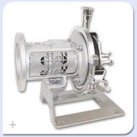 Hilge Euro-Hygia Pump Series Alternative Pump View