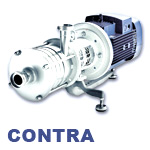 Hilge Contra Series Hygienic Applications Stainless Steel Centrifugal Process Pump