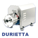 Hilge Durietta Series Closed-Coupled CIP and SIP Capable Centrifugal Pump