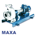 Hilge MAXA Series Single-Stage Heavy-Duty Beer and Beverage Centrifugal Process Pump