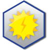 Solar Industry Pumping Icon