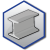Steel Manufacturing Applications Icon
