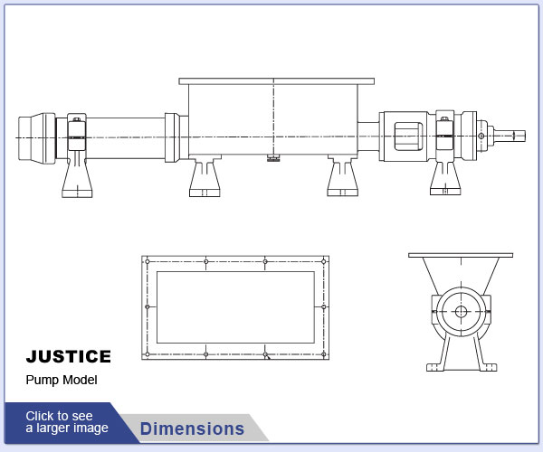 Liberty Justice Pump Dimensions