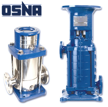 OSNA High Pressure Pumps