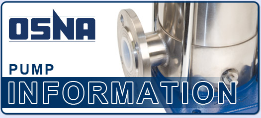 OSNA Pump PDF's - OSNA Pump Curves, OSNA Pump Drawings and OSNA Marketing Materials