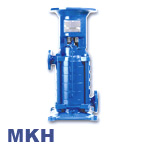 OSNA MKH Series - High Pressure Boiler Feed Pump