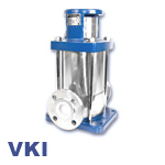 OSNA VKI Series - Vertical High Pressure Centrifugal Liquids Pump