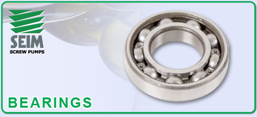 SEIM Replacement Screw Pump Bearings