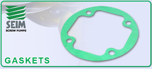 New OEM SEIM Screw Pump Gaskets from Shanley Pump and Equipment, Inc.