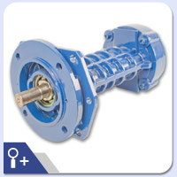 SEIM PA Series with Axial Inlet Flange Alternative Pump View