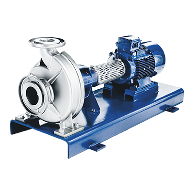 Hilge Maxa for Food and Beverage Pumps