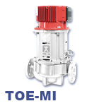 Speck TOE-MI Series Centrifugal Heat Transfer Pump