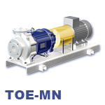 Speck TOE-MN Series Centrifugal Heat Transfer Pump