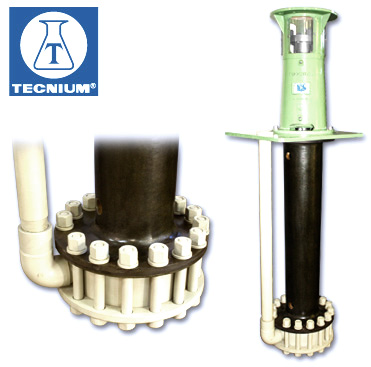 Tecnium Thermoplastic Plastic Pumps